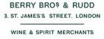Berry Bros and Rudd promo codes