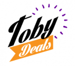 Toby Deals coupons