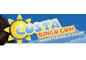 Costa Bingo promo codes