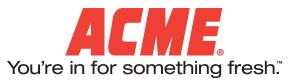 ACME Markets coupon