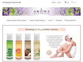 Aroma Naturals coupon codes