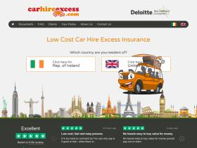 Car Hire Excess Insurance discount codes