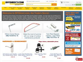 DIY Direct cashback