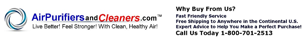 Air Purifiers and Cleaners cashback