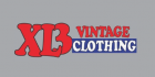 XL3 Vintage Clothing coupons