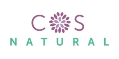 COS Natural promo codes