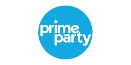 Prime Party discount codes