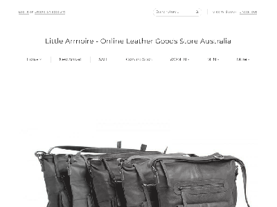 Little Armoire Promo code