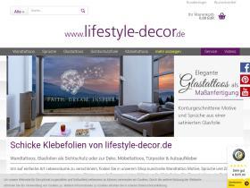 Lifestyle-decor Gutschein