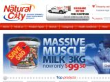 Natural City cashback