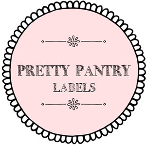 Pretty Pantry Labels Discount code