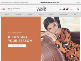 Wallis-fashion cashback