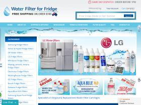 water filter for fridge Coupon